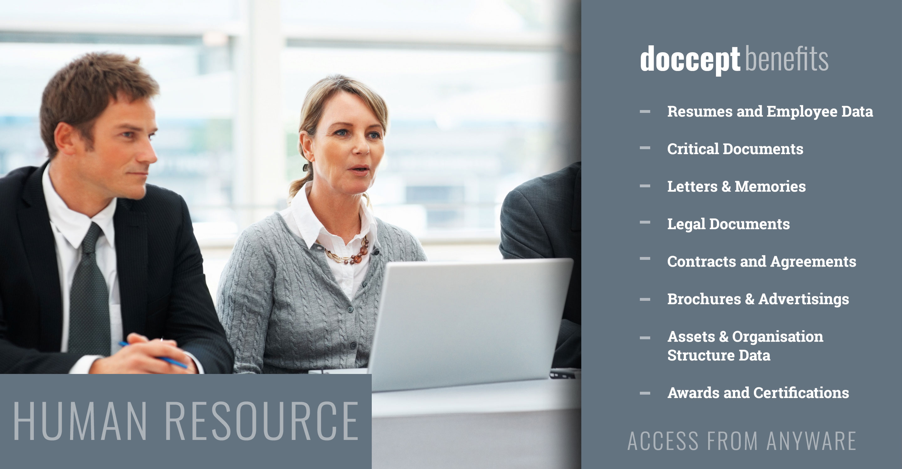 Human Resource Document Management